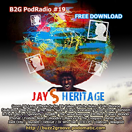 Jay Heritage
